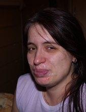 Sperma a Facial 2