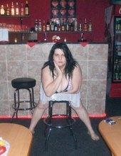 Barmanka erotic:-)