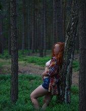 Procházka lesem....