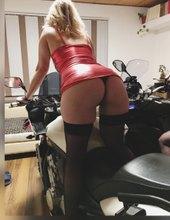 Focení s motorkou... 🏍️