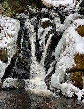 a opět krásné vodopády