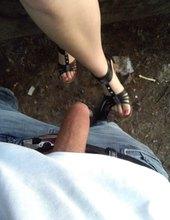 Miluji její nožky :-)