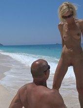 Plážové vzrušení
