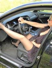 ženy a auta ...