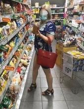 Večerná prechádzka s nákupom