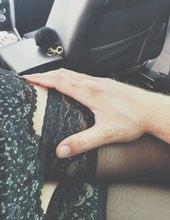 Naše hrátky v autě