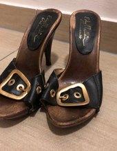Pantofle na prani