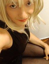 Blondynka :)