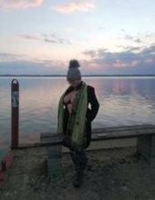 Zimná prechádzka pri Dunaji