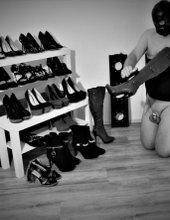 Dokonalá čistota obuvi