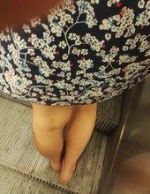 Přítelkyně v metru