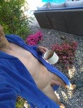 Ráno s kávou