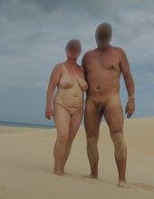 V dunách ..