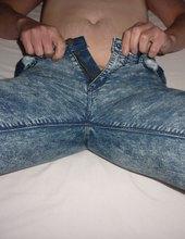 Další jeans akcička