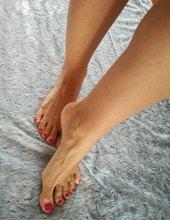 Foot, just foot