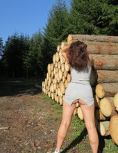 fotky z lesa....