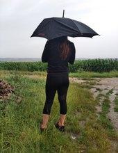 když u nás pršelo