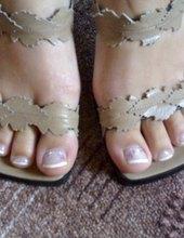 nohy + botičky + ponožky