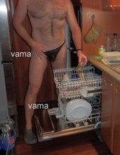 Práce v domácnosti