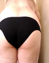Panties On Hubby.