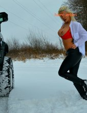 Snow sex