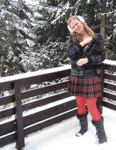 červená sněhurka