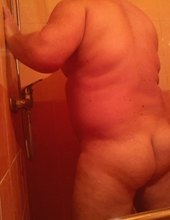 Sprcha po masazi :--