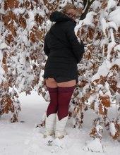 Přišla paní zima
