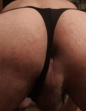 Sissy showing her nice ass