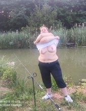Teraz na rybach..😉