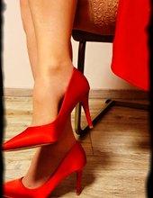 boty v barvě....