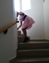 Po schodoch po schodoch 😊