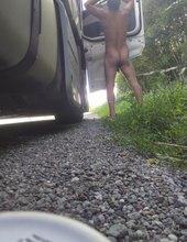 Truck douche