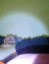 Dráždění na posteli 🙄😋