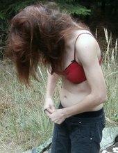 S mojí čubinou v lese