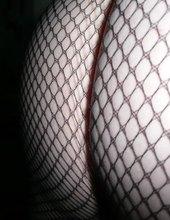 v zajetí nylonové sítě