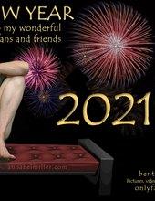 Annabel Miller: Happy New Year