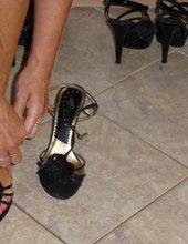 letné sandalky