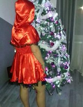 vánoční -červena karkulka 2