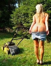 zahradní práce