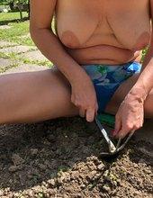 Víkend v záhradke