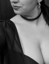 Čierno biele foto.
