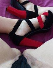 High heels, high hopes..