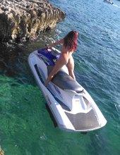 relax na vodním skutru ...:)