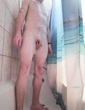 Ranní sprcha