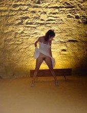 hrad Lipnice - podzemí