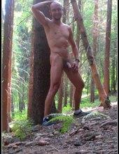...na lesním pozadí 2