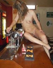 Blbnutí v baru