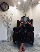 Umenie čítať potichu ...