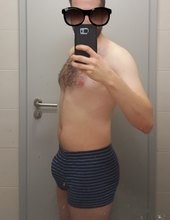 Pre-shower